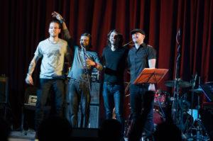 Fernando Sounders & band, foto Rejka Balcarová