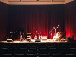 Pódium pro Radúzu je připravené, foto Josef Balcar